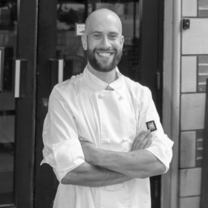 Sous Chef Chris Baldwin