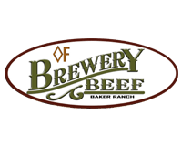 Diamond F, Baker Ranch Brewery Beef
